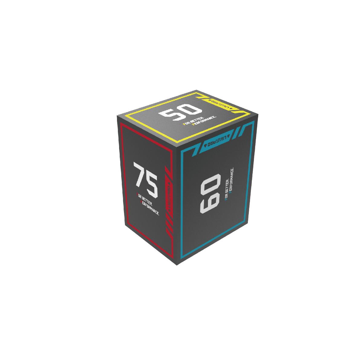 3IN-1 PRO-DUTY SOFT PLYOMETRIC BOX