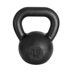 Tiguar cast iron kettlebell RAW 16 kg